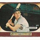 1955 Bowman baseball card #173 (C) Chico Carrasquel VG/EX