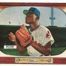 1955 Bowman baseball card #198 (D) Dave Pope NM