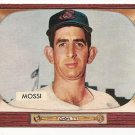 1955 Bowman baseball card #259 (B) Don Mossi EX