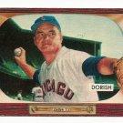 1955 Bowman baseball card #248 Harry Dorish EX-