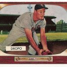 1955 Bowman baseball card #285 (C) Walt Dropo EX/NM