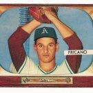1955 Bowman baseball card #316 (C) Marion Fricano EX