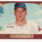 1955 Bowman baseball card #271 (B) Bob Hooper NM-