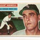 1956 Topps baseball card #149 Dixie Howell EX/NM Chicago White Sox