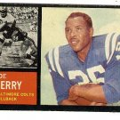 1962 Topps football card #4 Joe Perry EX Baltimore Colts