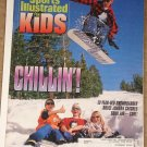 Sports Illustrated for Kids magazine March 1994 Snowboarding Bryce Jordan