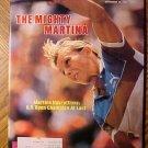 Sports Illustrated magazine September 19, 1983 Tennis - Martina Navratilova