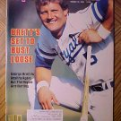 Sports Illustrated magazine March 12, 1984 George Brett - Kansas City Royals