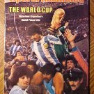 Sports Illustrated magazine July 3, 1978 Soccer World Cup, Daniel Passarella