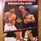 Sports Illustrated magazine July 2, 1979 Boxing - Roberto Duran vs Palomino