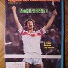 Sports Illustrated magazine September 15, 1980 Tennis, John McEnroe wins the US Open