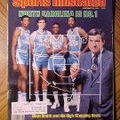 Sports Illustrated magazine November 30, 1981 College basketball, Dean Smith, North Carolina #1