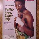 Sports Illustrated magazine September 14, 1981 Boxing, Sugar Ray leonard vs Thomas Hearns