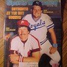 Sports Illustrated magazine April 13, 1981 MLB baseball, MVP's Mike Schmidt & George Brett