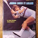 Sports Illustrated magazine September 20, 1982 Tennis, Jimmy Conners US open champ