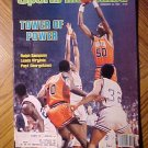 Sports Illustrated magazine December 20, 1982 Ralph Sampson leads Virginia over Georgetown