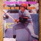 Sports Illustrated magazine July 5, 1982 MLB baseball, Kent Hrbek, Minnesota twins