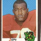 1969 Topps football card #153 Bobby Bell EX/NM Kansas City Chiefs