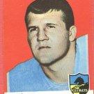 1969 Topps football card #129 (B) Steve DeLong NM San Diego Chargers