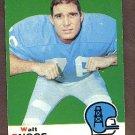 1969 Topps football card #118 (B) Walt Suggs EX Houston Oilers