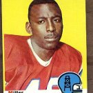 1969 Topps football card #50 (B) Miller Farr NM/M Houston Oilers