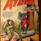 DC Comics comic book - The Atom #14 (B) 1964 VG- condition