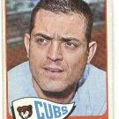 1965 Topps baseball card #161 Frank Baumann G/VG Chicago Cubs