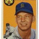 1954 Topps baseball card #238 (C) Al Aber VG Detroit Tigers