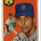 1954 Topps baseball card #224 (B) Dick Weik VG/EX Detroit Tigers