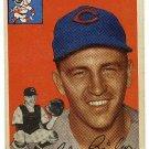 1954 Topps baseball card #184 Ed Bailey VG/EX Cincinnati Redlegs