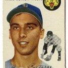 1954 Topps baseball card #131 (D) Reno Bertoia EX Detroit Tigers