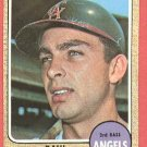 1968 Topps baseball card #474 Paul Schaal EX/NM