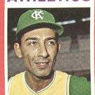 1964 Topps baseball card #124 Orlando Pena VG/EX Kansas City A's