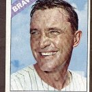 1966 Topps baseball card #268 (B) John Blanchard EX/NM Atlanta Braves