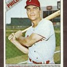 1966 Topps baseball card #230 Johnny Callison Vg/EX Philadelphia Phillies