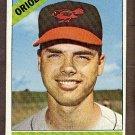 1966 Topps baseball card #148 Bob Johnson EX Baltimore Orioles