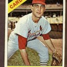 1966 Topps baseball card #142 Don Dennis Vg St. Louis Cardinals