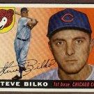 1955 Topps baseball card #93 Steve Bilko EX Chicago Cubs