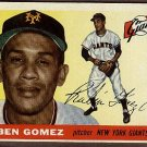 1955 Topps baseball card #71 Ruben Gomez VG New York Giants