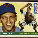 1955 Topps baseball card #69 Ed Bailey EX/NM Cincinnati Redlegs