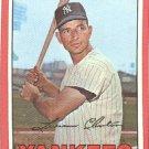 1967 Topps baseball card #426 (B) Lou Clinton EX New York Yankees
