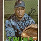 1967 Topps baseball card #15 Earl Battey EX Minnesota twins