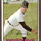 1967 Topps baseball card #13 Joe Sparma EX/Nm detroit Tigers