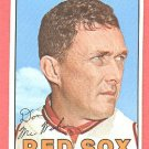 1967 Topps baseball card #7 Don McMahon EX Boston red Sox