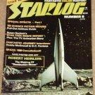 Starlog magazine #6 1977 Star Wars. 150 SF movies, Space 1999, Roddy McDowell, Robert Heilein
