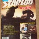 Starlog magazine #26 1979, Making of Alien, Ridley Scott, HR Geiger interviews