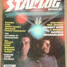 Starlog magazine #30 1980 Star Trek movie preview, Questor Tapes, SF stuntwomen