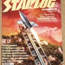 Starlog magazine #10 (B) 1977 Star Trek & Wars, Space 1999, George Pal, Asimov