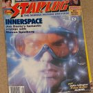 Starlog magazine #121 1987 Christopher Reeve Superman, Innerspace, Spaceballs Mel Brooks