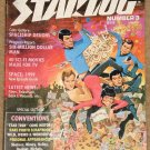 Starlog magazine #3 (B) 1977 Six Million Dollar Man, Space 1999, Star Trek conventions
